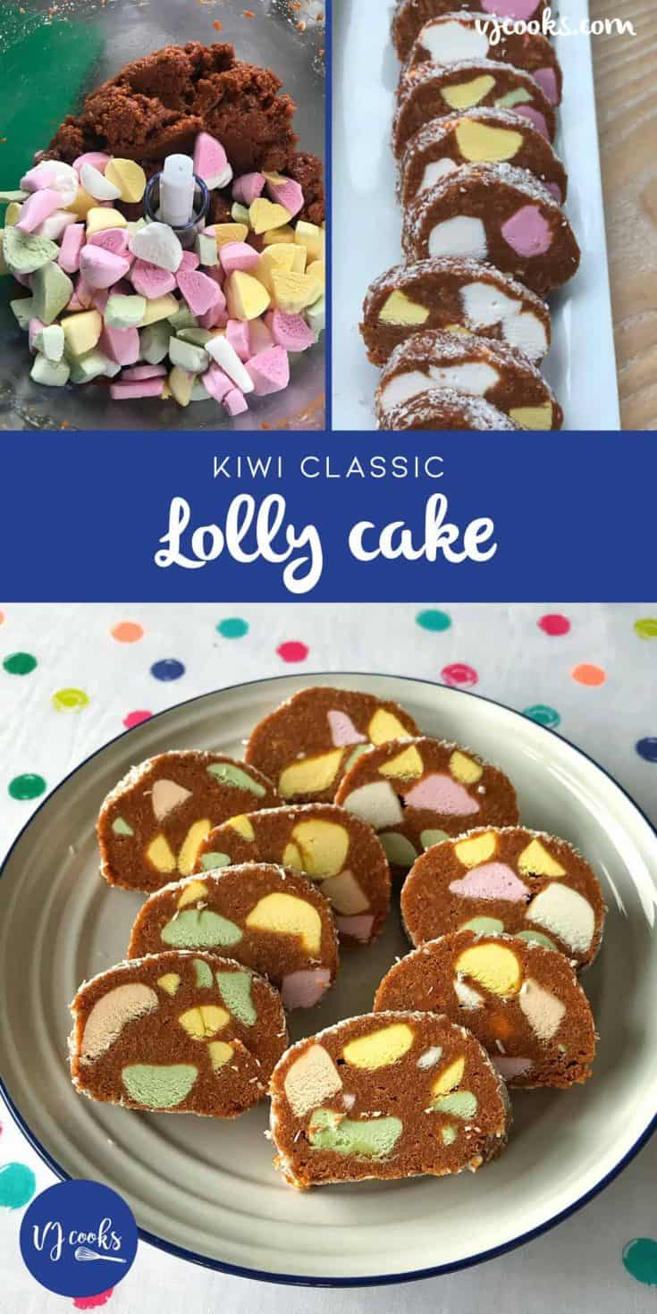 Easy recipe for Lolly cake