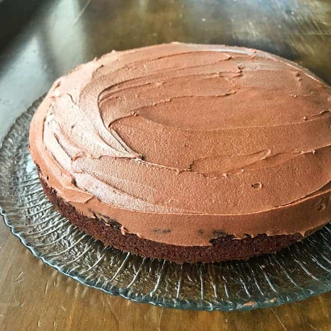 Quick and easy chocolate banana cake recipe by VJ cooks