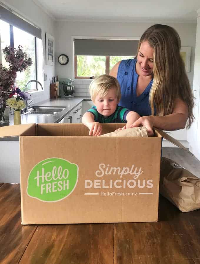 A review of HelloFresh