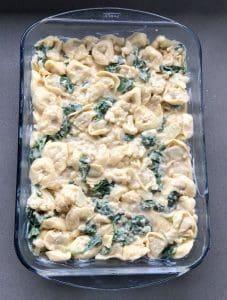 Vj cooks cauliflower cheese pasta bake