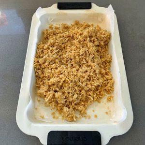 VJ cooks ginger crunch
