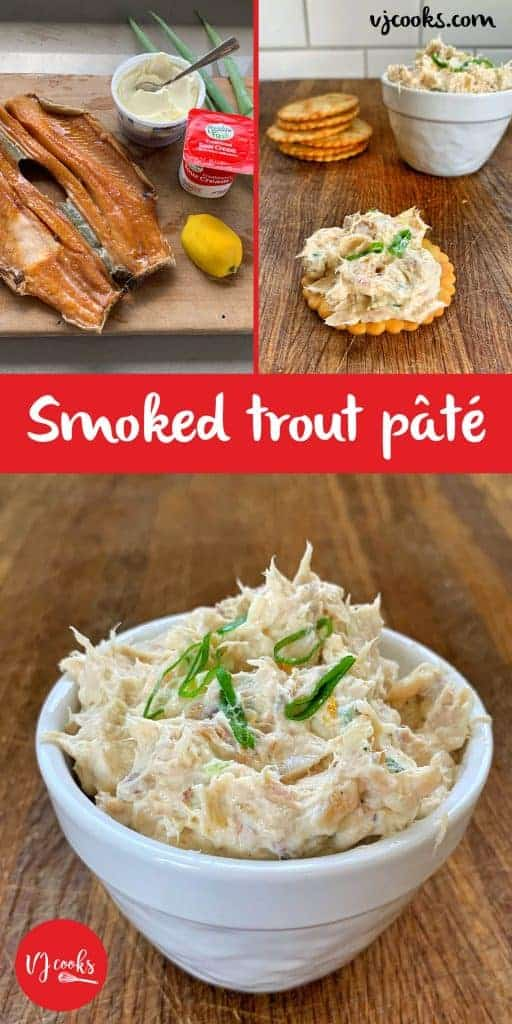 vj cooks smoked trout pate