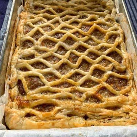 Sausage Picnic Pie
