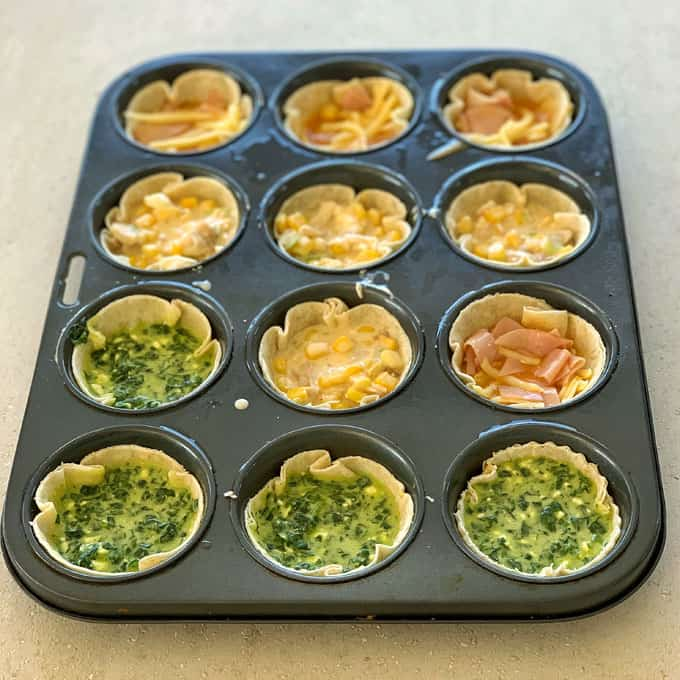 vj cooks mini quiche cups