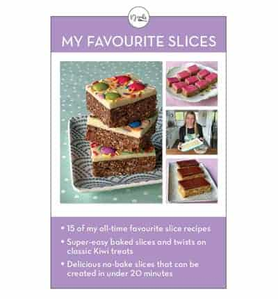 VJ cooks Slices ebook