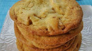 Caramilk chunk cookies
