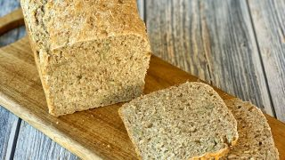 No-Knead Vogels Style Bread