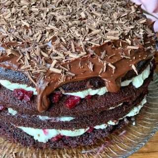 Black Forest Gateaux