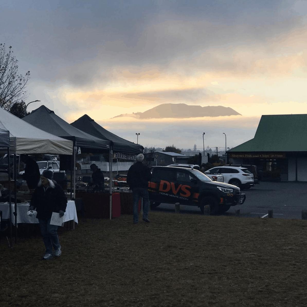 Taupo Markets