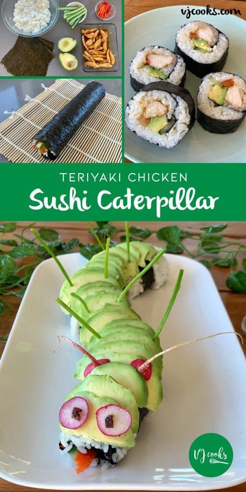 Sushi Caterpillar