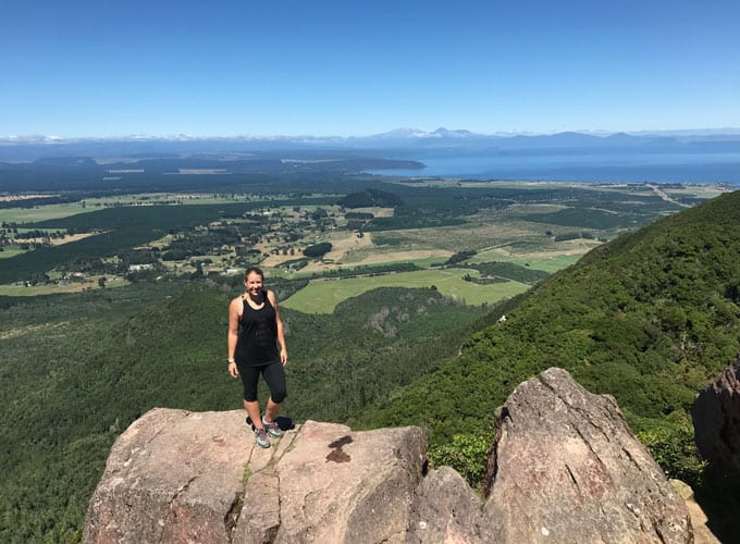 Mount Tauhara