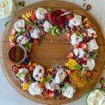 Mini Pavlova Wreath