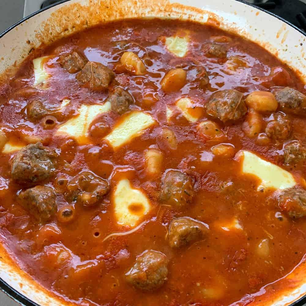 Meatballs and Gnocchi