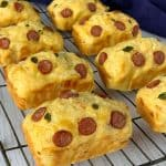 Pizza Loaves