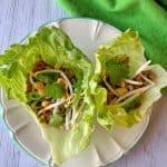 Pork Lettuce Cups