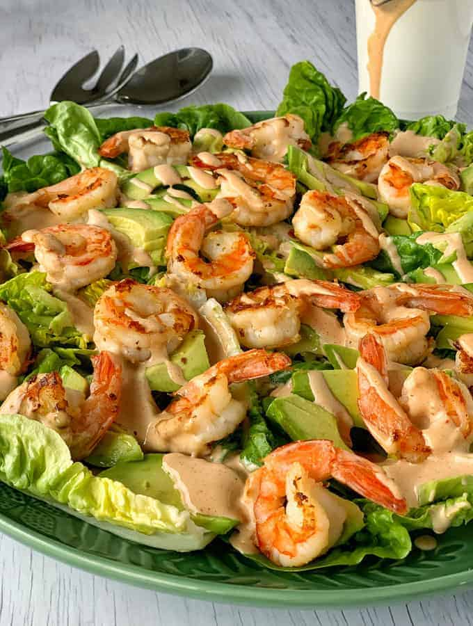 Prawn Cocktail Salad Vj Cooks