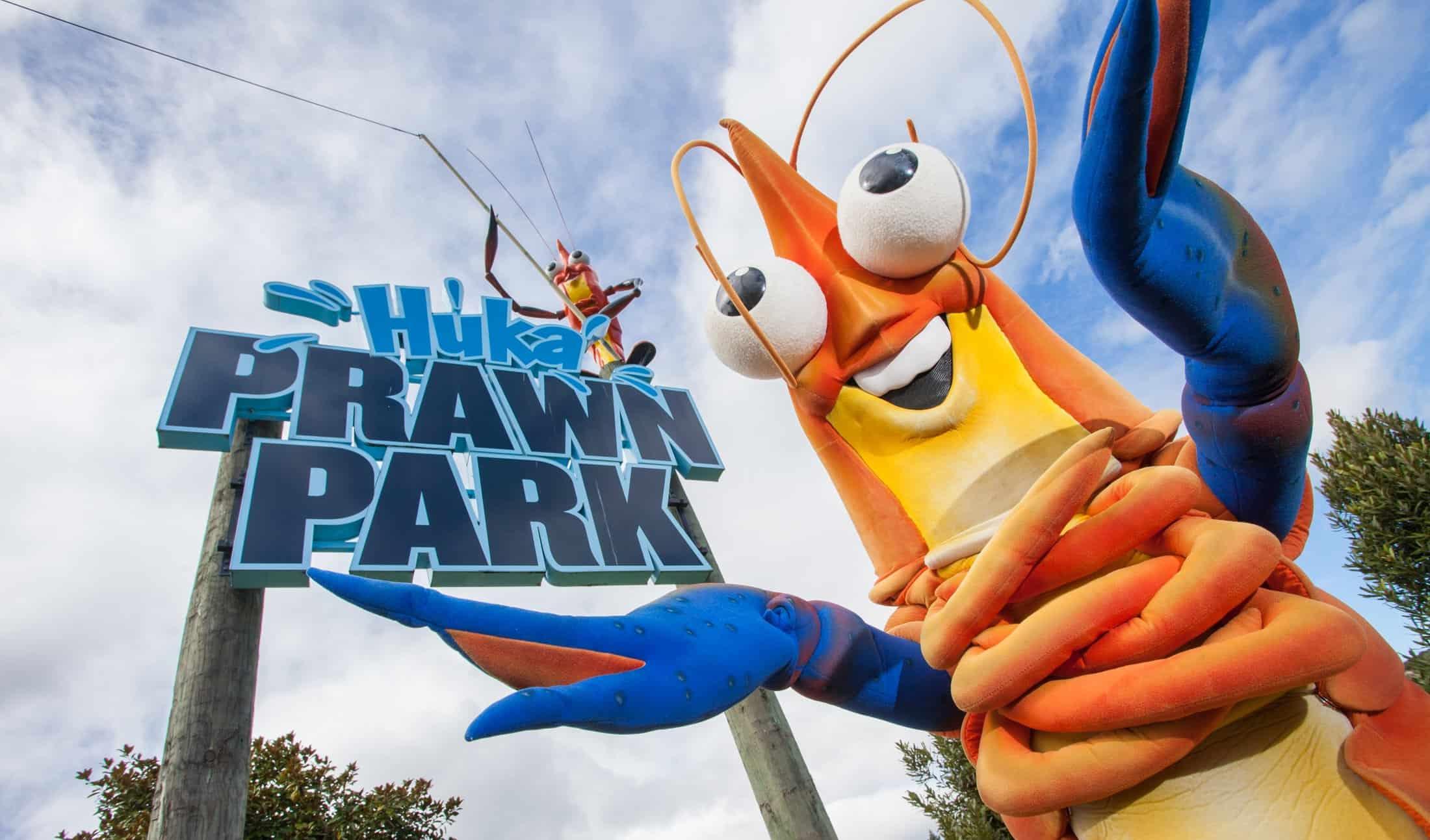 Huka Prawn Park