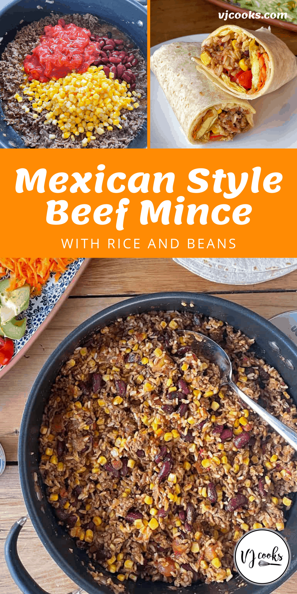 MEXICAN STYLE BEEF MINCE